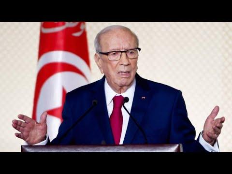 تونس: السبسي يعلن نهاية التوافق مع حركة النهضة الإسلامية