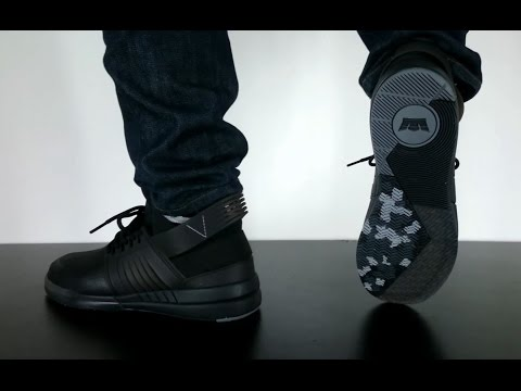 SUPRA SKYTOP V black black - YouTube bb353f5bc83