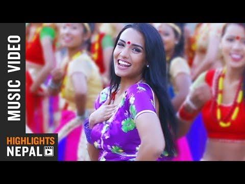 A Malai Chhodena Ft. Priyanka Karki, Puspal   New Nepali Adhunik Song 2017/2074   Pratikchya Gurung