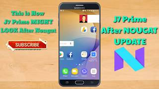 Samsung Galaxy J7 Prime: Nougat Update REVIEW