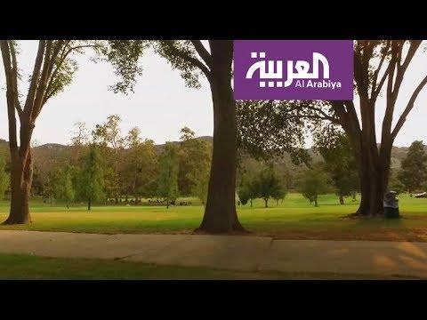 السياحة عبر العربية | جولة في حديقة غريفيث بارك التي تعد من أكبر حدائق أميركا  - نشر قبل 7 دقيقة