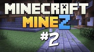 MineZ - 2# Chamstwo Graczy!  (Zombie Survival)