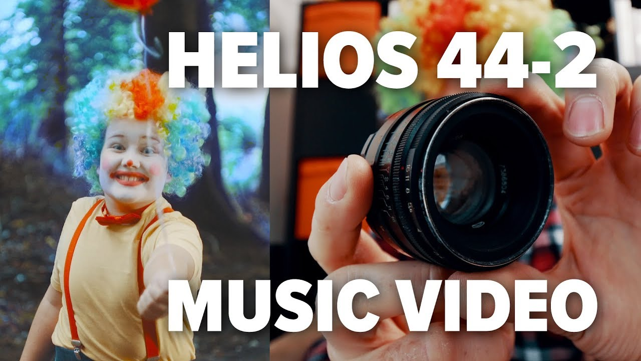 Shot entire music video on Russian Helios 44-2 - Sony A7iii
