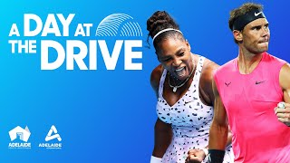 A Day At the Drive 2021- Night Session - Nadal, Barty, S Williams, Osaka and more!