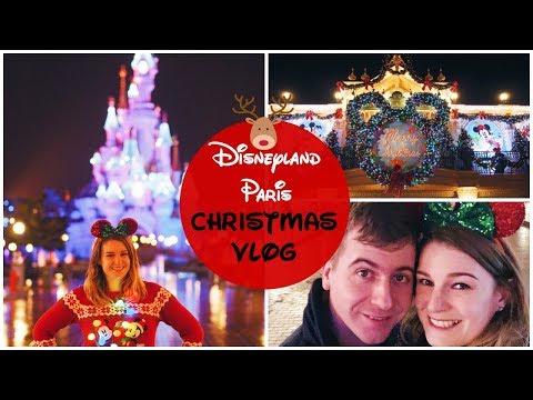 Disneyland Paris Christmas Trip | Day One - Newport Bay Tour