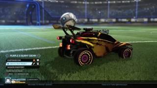 Complete Spiralis Set Showcase Rocket League