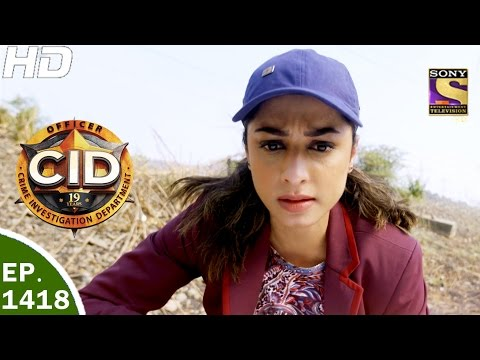 CID - सी आई डी - Ep 1418 - Khooni Safar -22nd Apr, 2017