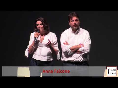 Anna Falcone e Tomaso Montanari