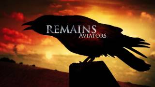 aviators remains fallout song dark electronic