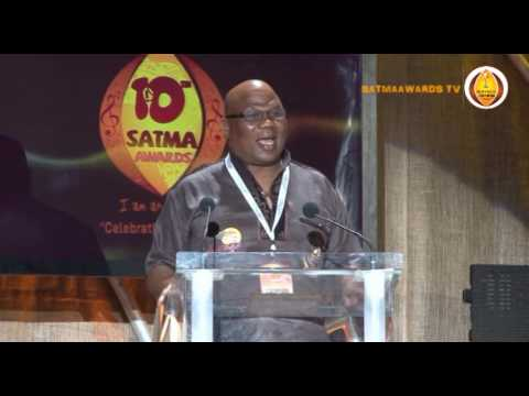 SATMA AWARDS DAY 1    SOUTH AFRICA COMEDY SHOW Best Afro Soul   UNIZULU   BHEKEZULU HALL  02 OCT 201