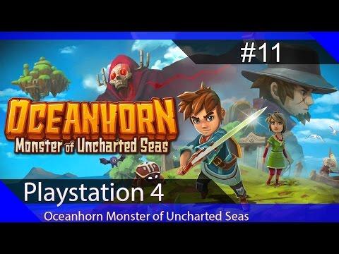 Walkthrough - Oceanhorn Monster Of Uncharted Seas #11 - Brandungsriff