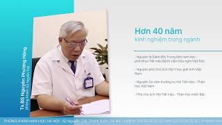 Thầy thuốc ưu tú, Tiến sĩ, Bác sĩ  Nguyễn Phương Hồng