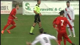 Aquila Montevarchi-Lanciotto Campi 1-0 Eccellenza Girone B