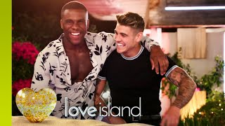 FIRST LOOK: Fear creeps in as Luke M and Luke T enter the villa! | Love Island Series 6