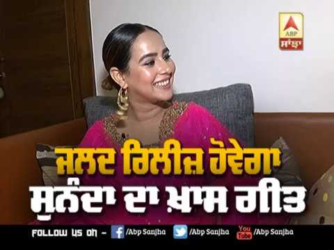 Sunanda Sharma Is ready to release the Song from her Favourite Genre
