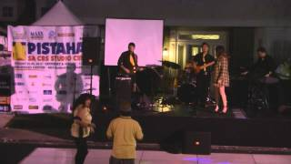 Fil-AM Performs at The Yellow Party - Pistahan SA CBS Studios Center on Saturday, August 25th at CBS