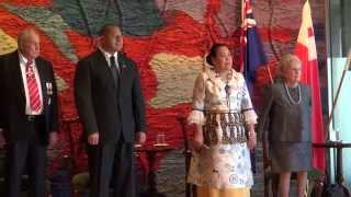 40th Anniversary Reception - William S Waterhouse - Honorary Consul General of the Kingdom of Tonga
