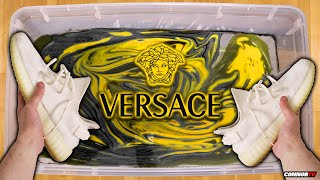 Download HYDRO Dipping Yeezys - VERSACE Custom Shoes (Crazy) Mp3 and Videos