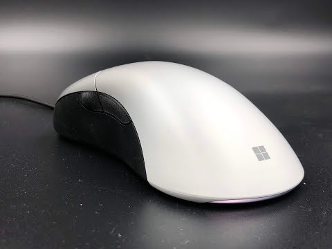 Microsoft Pro Intellimouse Gaming Mouse Review (The Ultimate IE 3.0 Refresh)