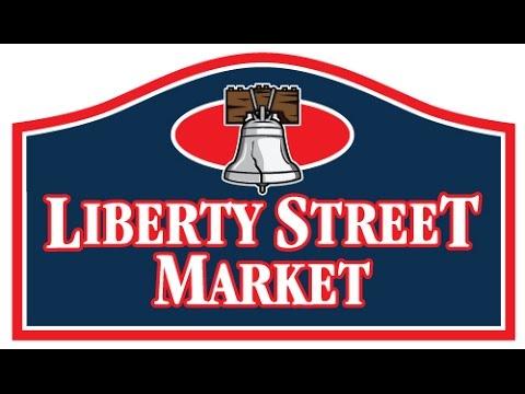 Liberty Street Market Ribbon Cutting