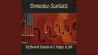 Keyboard Sonata in C Major, K.398 in C Major, K398