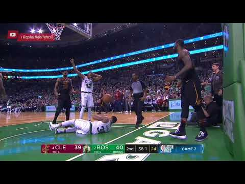 Cleveland Cavaliers vs Boston Celtics   Full Game Highlights  Game 7  May 27 2018  NBA Playoffs
