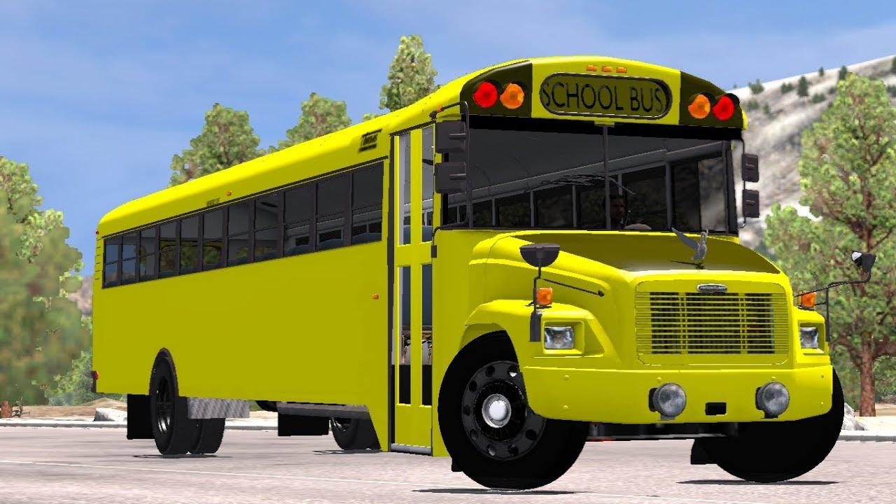 Fix for Freightliner F65 (School Bus) version 1 0 | American