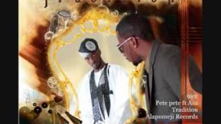 9ice pete pete ft Asa Exclusive