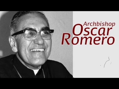 Oscar Romero Animation