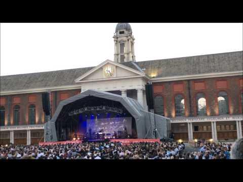 Ludovico Einaudi live @ Chelsea Royal Hospital, 18/06/2017