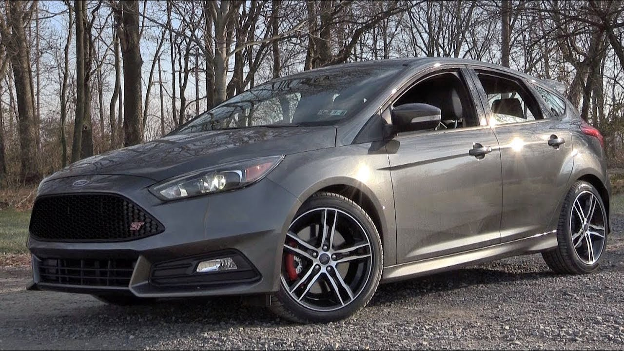 2018 ford focus st review youtube. Black Bedroom Furniture Sets. Home Design Ideas