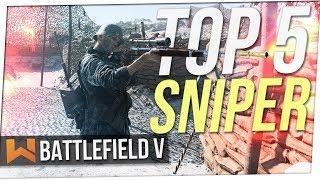 TOP 5 DE VOS ACTIONS EN SNIPER SUR BATTLEFIELD 5 | EP.2