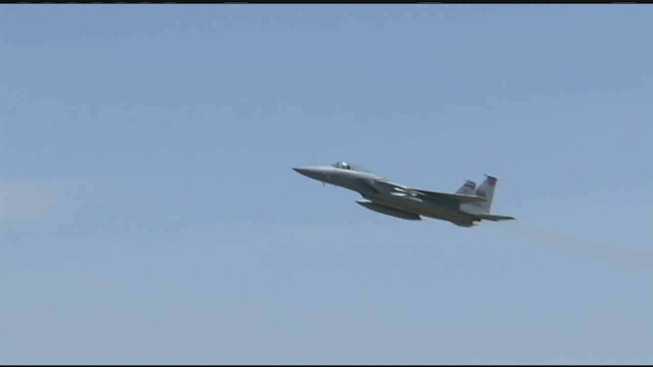 Increased aircraft activity expected at Barnes ANG Base ...