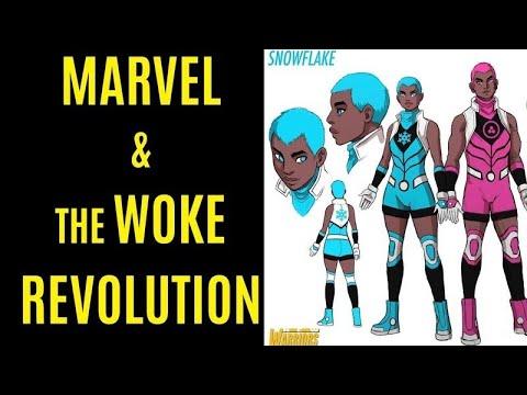 MARVEL & THE SJW WOKE REVOLUTION - Snowflake & Safespace - 동영상