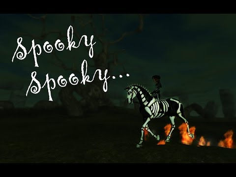 Star Stable Online  Spooky Scary Skeletons
