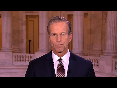 "Sen. John Thune says ""contours"" of Senate tax bill follow House"