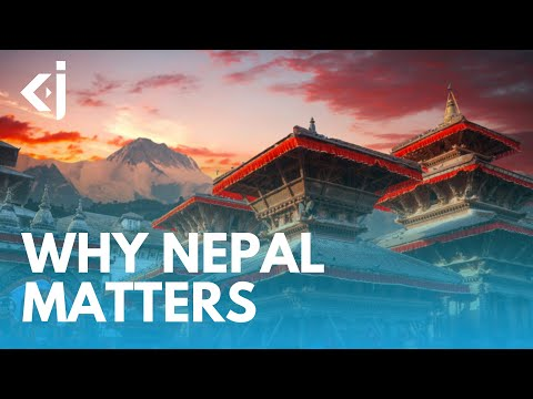 Geopolitical Importance of NEPAL - KJ REPORTS