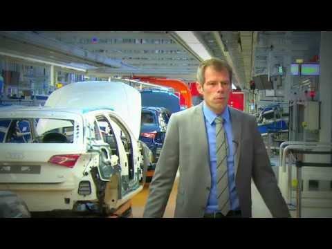 Audi Innovation Forum 2015: Electronic Vehicle Job Card