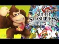 DK Island Swing/Jungle Hijinx (Donkey Kong Country) - Super Smash Bros. Ultimate Soundtrack