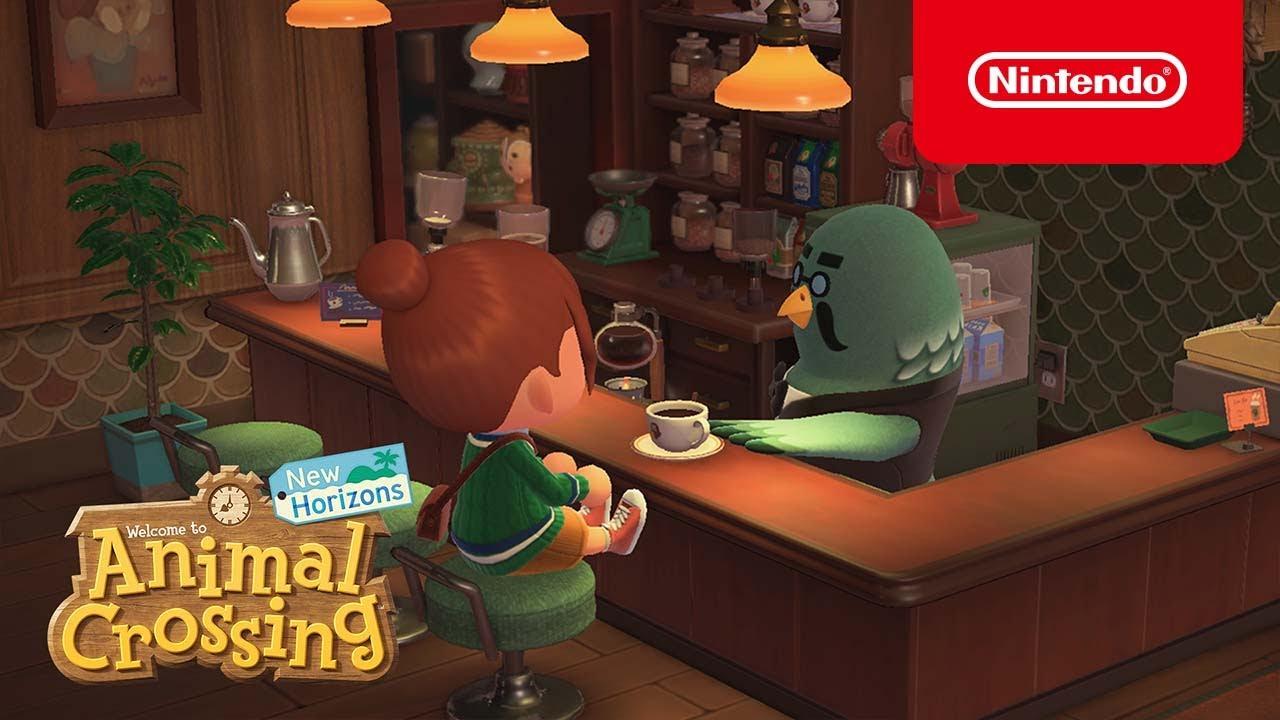 Animal Crossing: New Horizons - Ver. 2.0 Free Update - Nintendo Switch