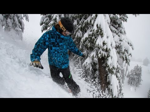 Mt. Hood Meadows Powder - The Good Life Pacific Northwest
