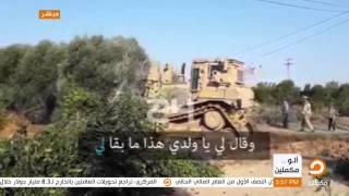 """""""حسام الشوربجي """" يستعرض صور حقيقية لما يحدث في سيناء"""