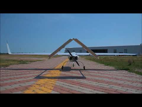 Fixed Wing v2017 - Automatic Take Off and Landing - 33 KG MTOW