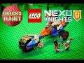 Macy's Thunder Mace 70319 LEGO NEXO Knights - Stop Motion Review