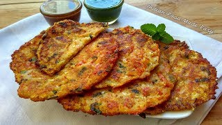 Bread Chilla Recipe in Hindi by Indian Food Made Easy