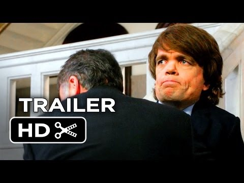 The Angriest Man in Brooklyn TRAILER 2 (2014) - Peter Dinklage Comedy HD