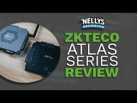 The Best Access Control System For Beginners & Experts | ZKTeco Atlas Series Review