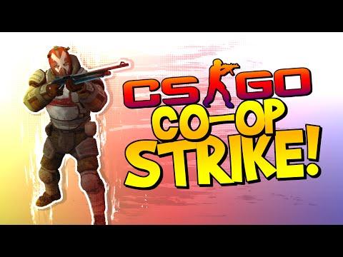 CS:GO CO-OP STRIKE! - The Phoenix Compound (CS:GO CO-OP Funny Moments)