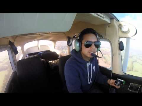 First flight after getting my instrument rating in IMC
