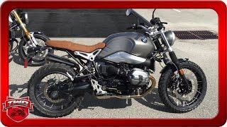 2017 BMW R NineT Scrambler Motorcycle Review